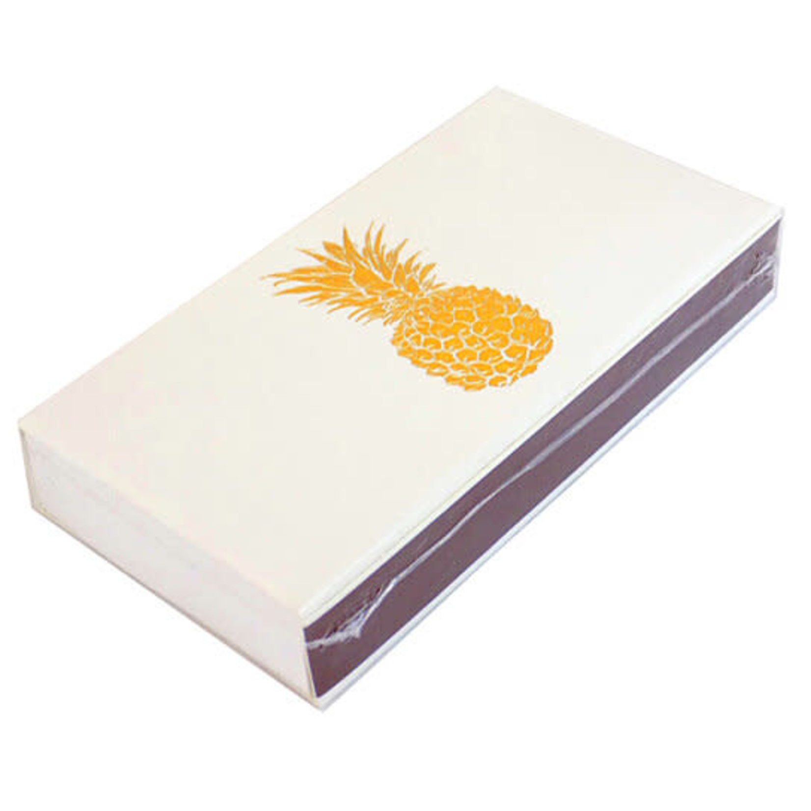 The Joy of Light Joy of Light Matchbook Pineapple White
