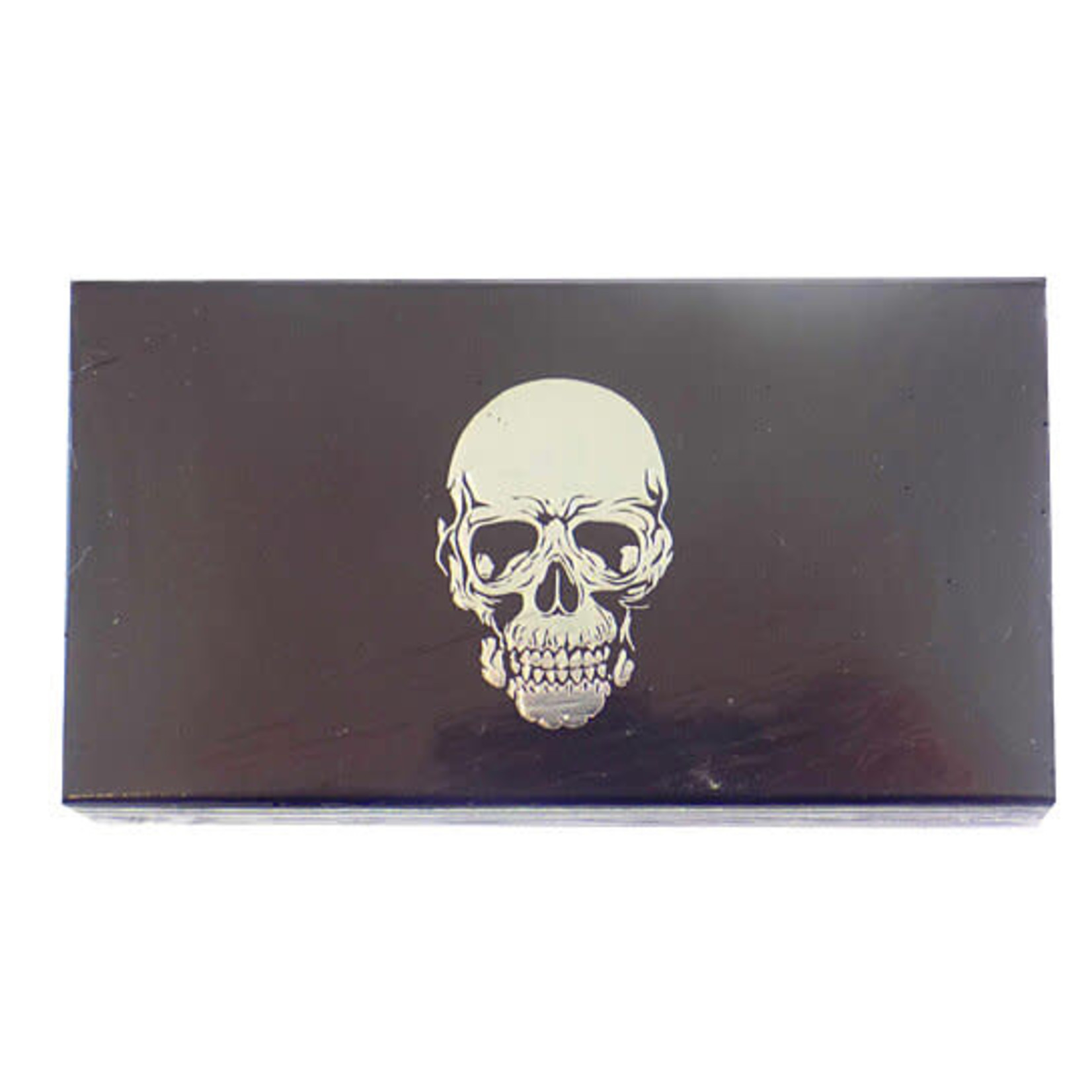 The Joy of Light Joy of Light Matchbook Skull Black