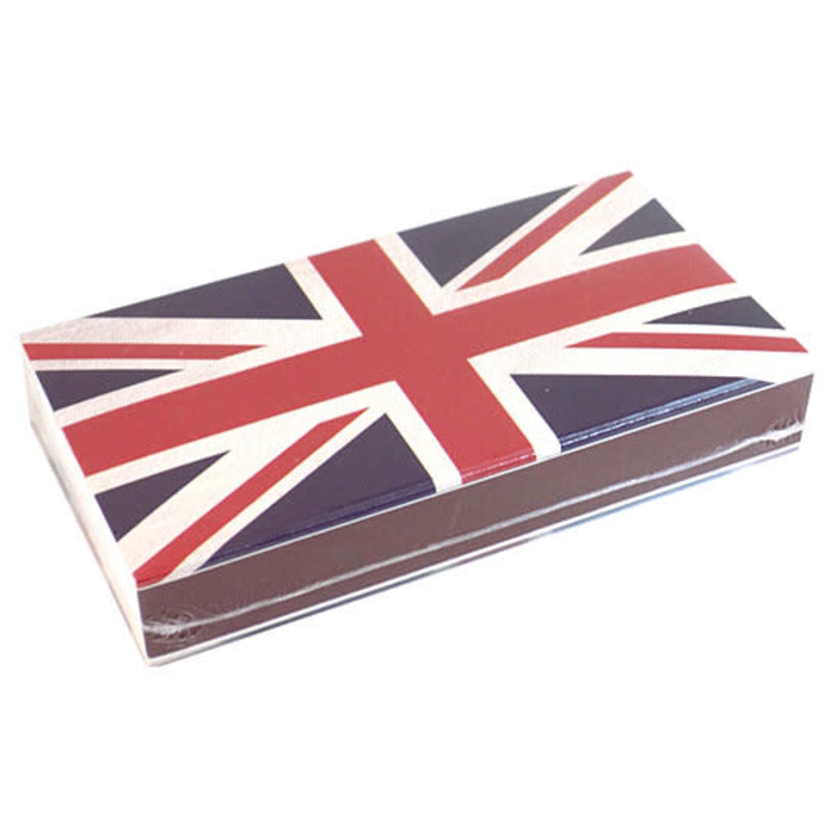 The Joy of Light Joy of Light Matchbook Union Jack