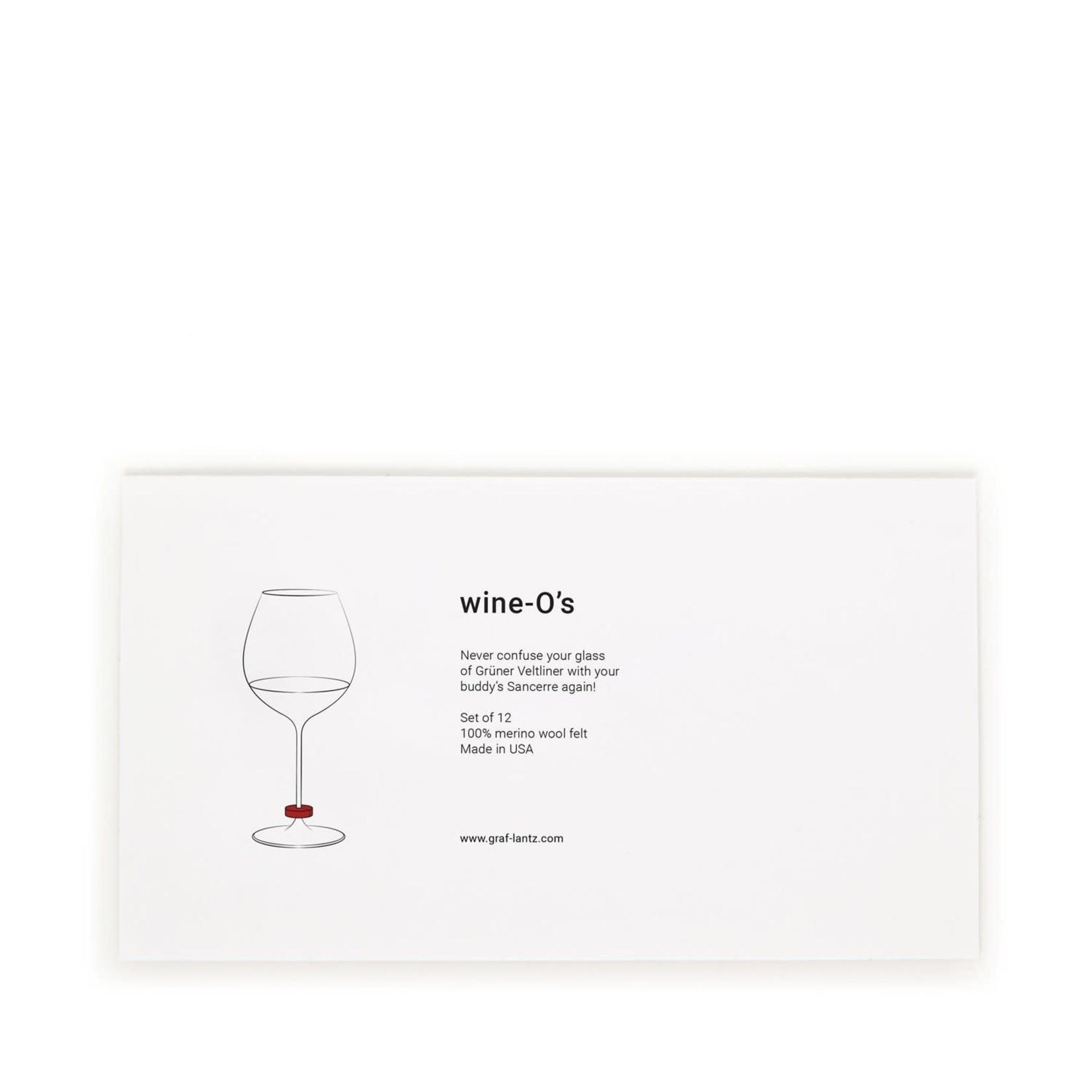 Graf & Lantz Graf & Lantz Wine-O's Mix 12pc Paradise