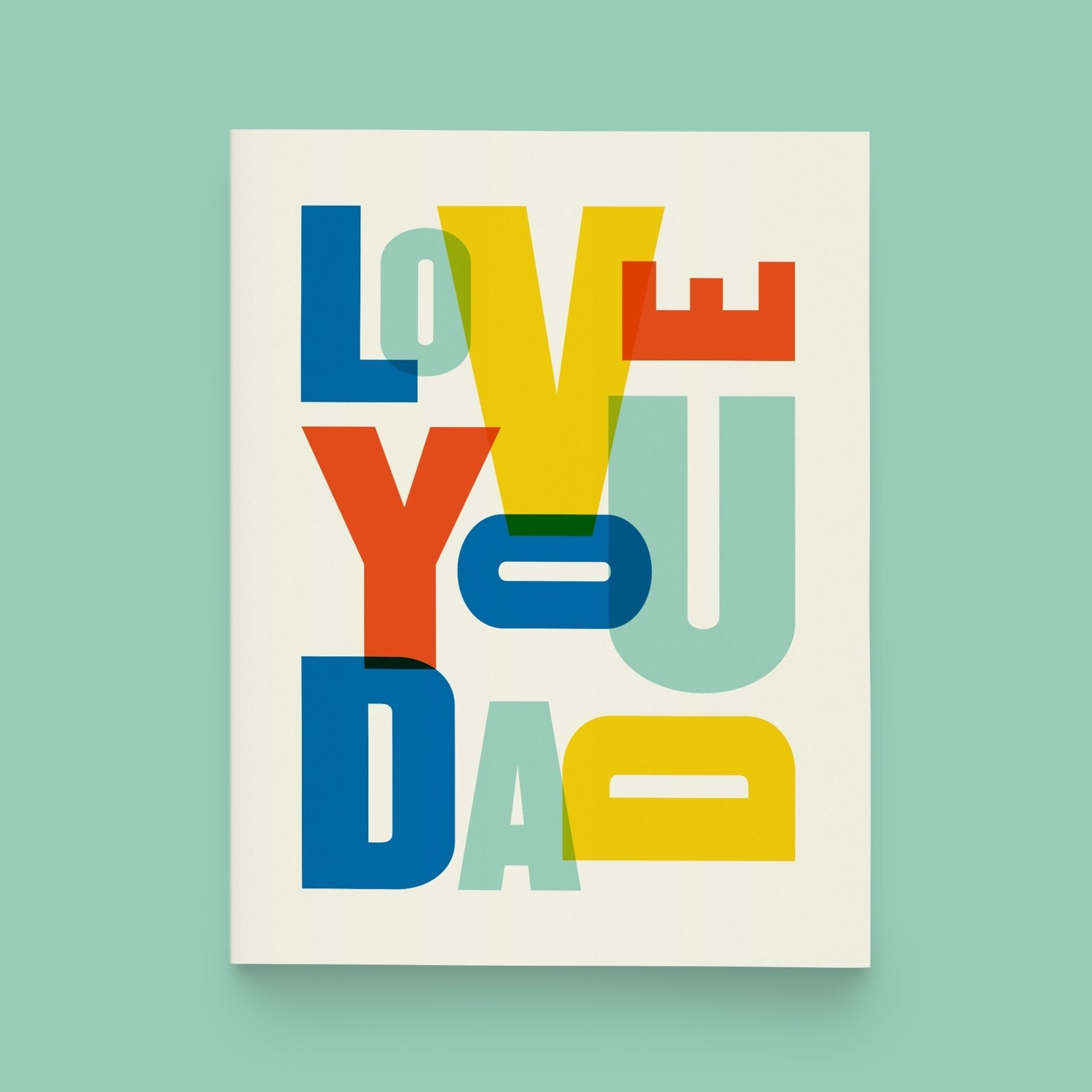 Paper & Stuff Paper & Stuff Love You Dad