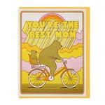 Lucky Horse Press Lucky Horse Best Mom Biking Bears