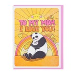 Lucky Horse Press Lucky Horse I Love You Mom Panda