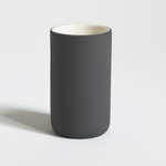 Archive Studio Archive Studio Handmade Latte/Tall Cup Dark Grey