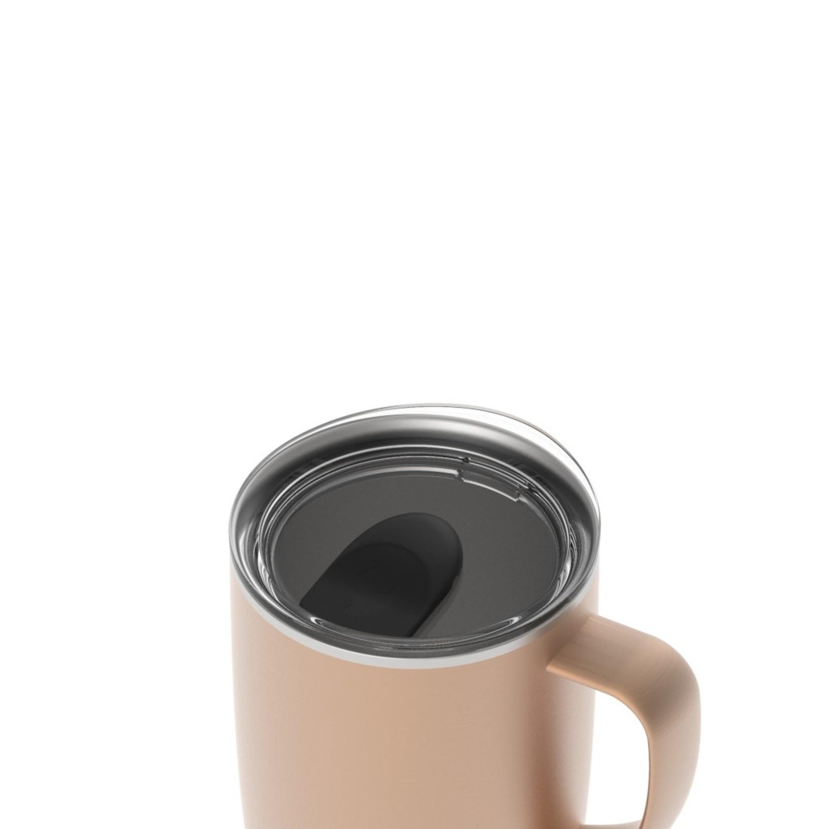 S'well S'well Bottle 16oz Tumbler Mug with Handle/Lid Pyrite