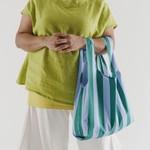 Baggu Baggu Reusable Bag Standard Periwinkle Stripe