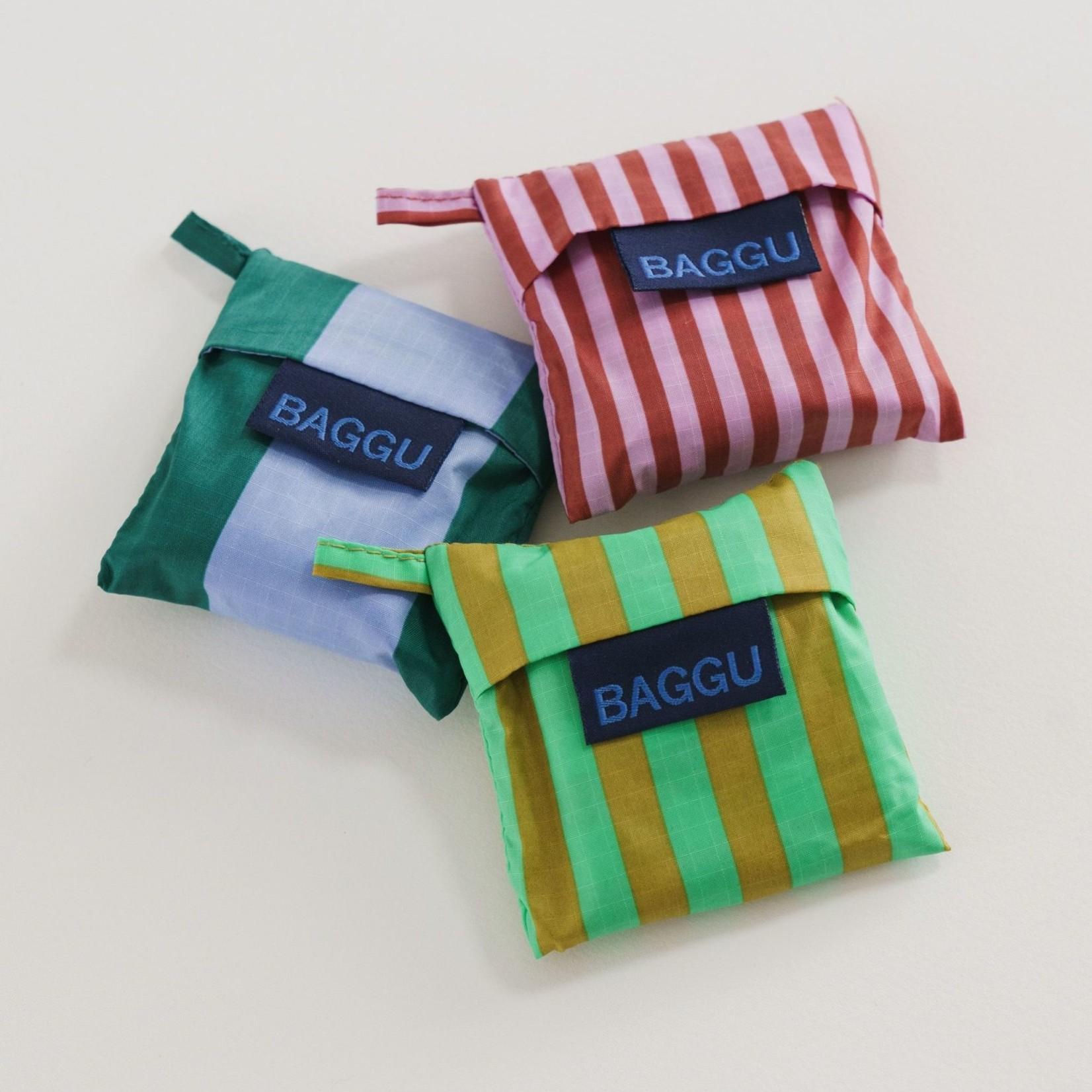Baggu Baggu Reusable Wine Set of 3 Afternoon Stripes