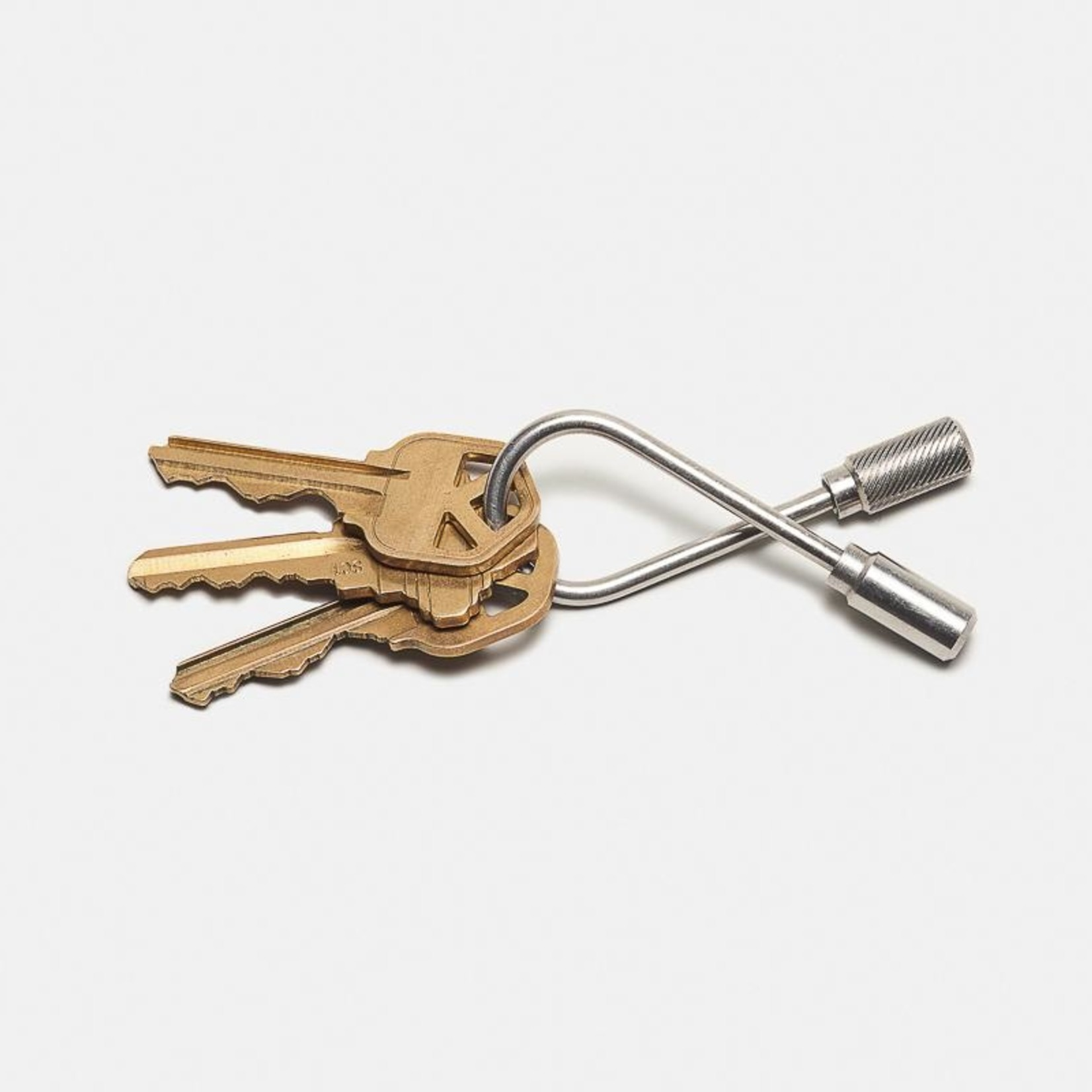 Craighill Craighill Keyring Closed Helix  Steel