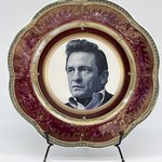 Camp Mercantile Camp Mercantile Johnny Cash Plate