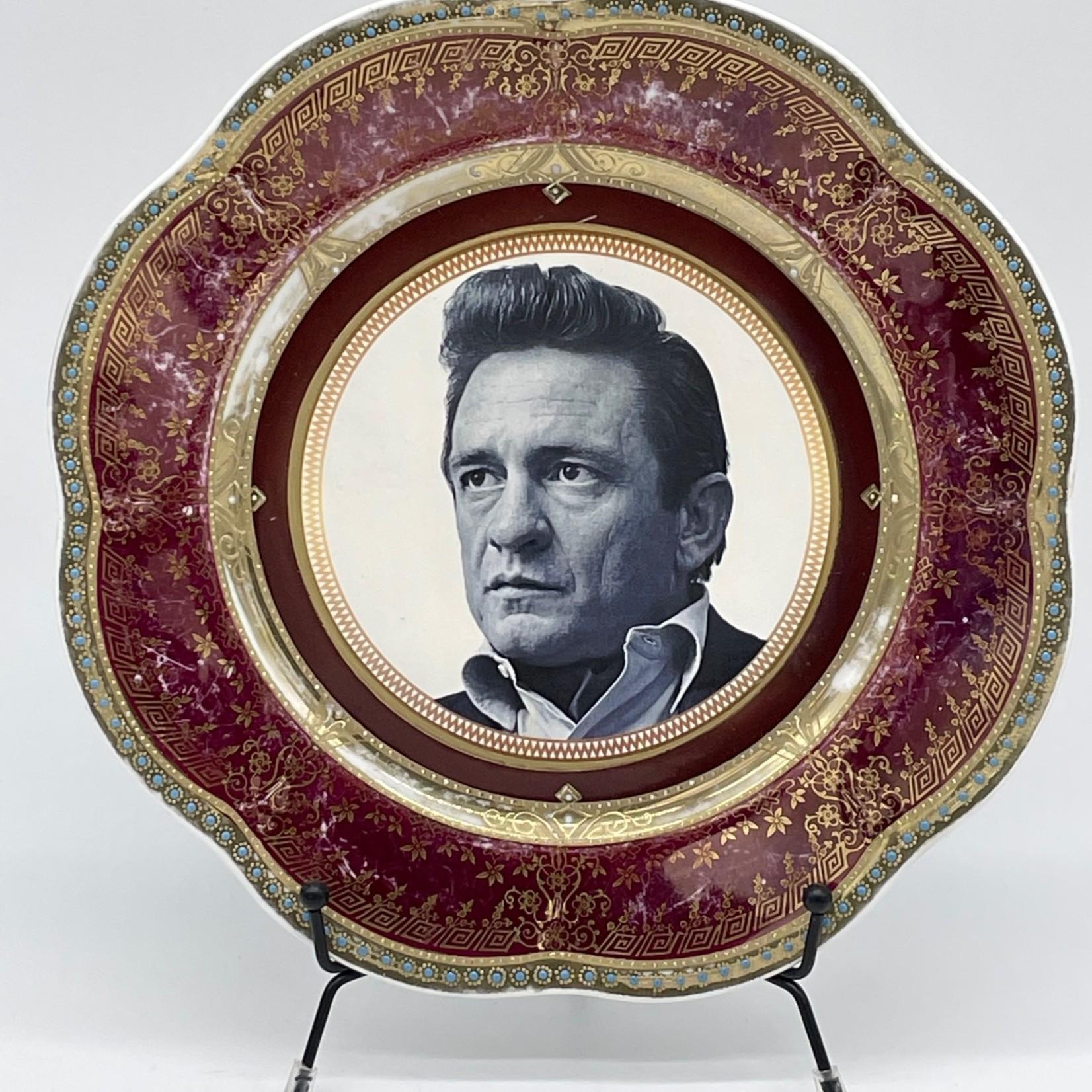 Camp Mercantile Camp Mercantile Johnny Cash Plate