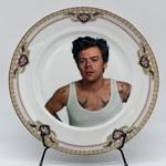Camp Mercantile Camp Mercantile Harry Styles Plate