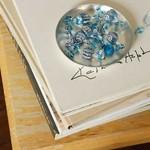 """Fog Linen Fog Linen Silver Plate Small 3.5"""""""