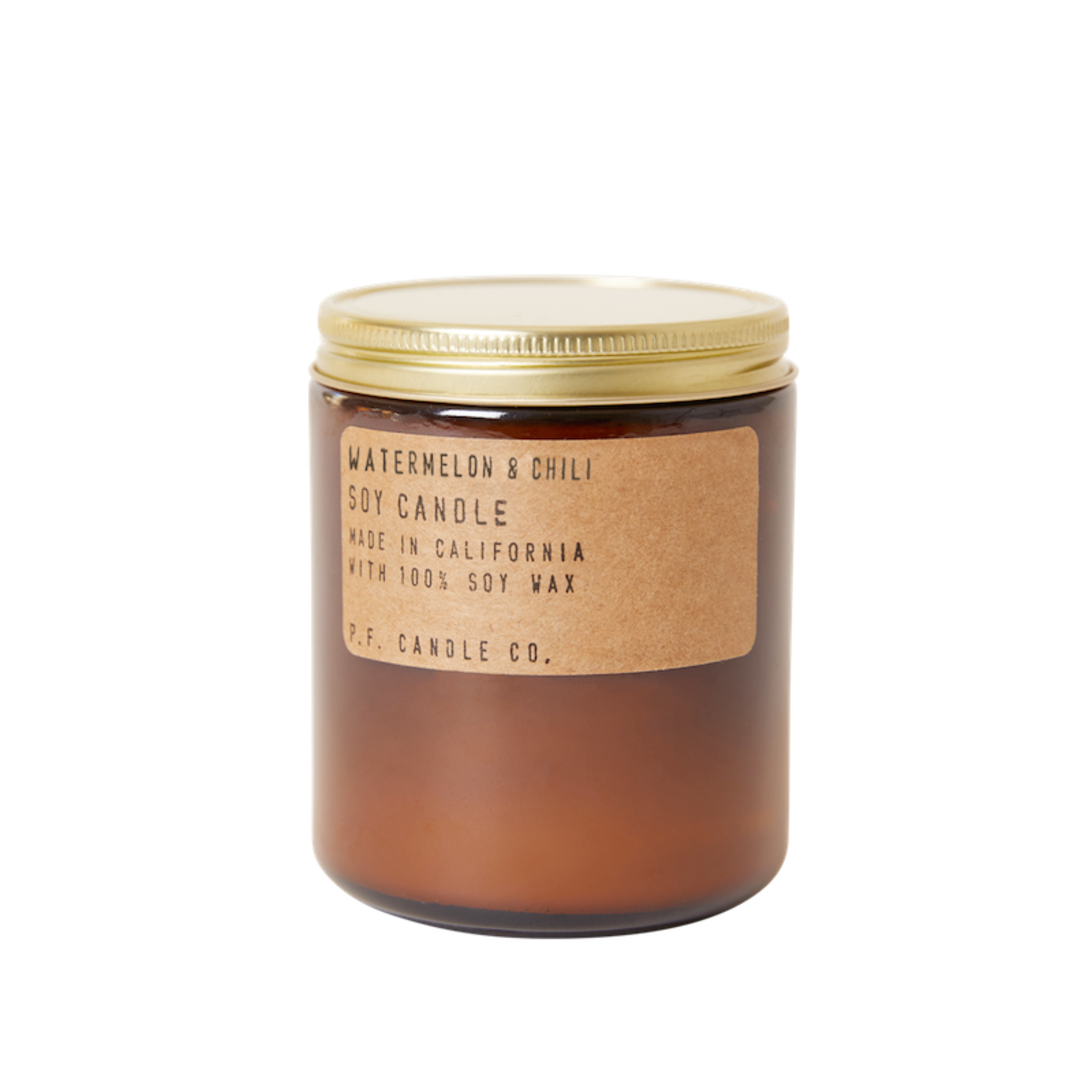 P.F. Candle Co. P.F. Soy Candle 7.2oz *NEW* Watermelon & Chili