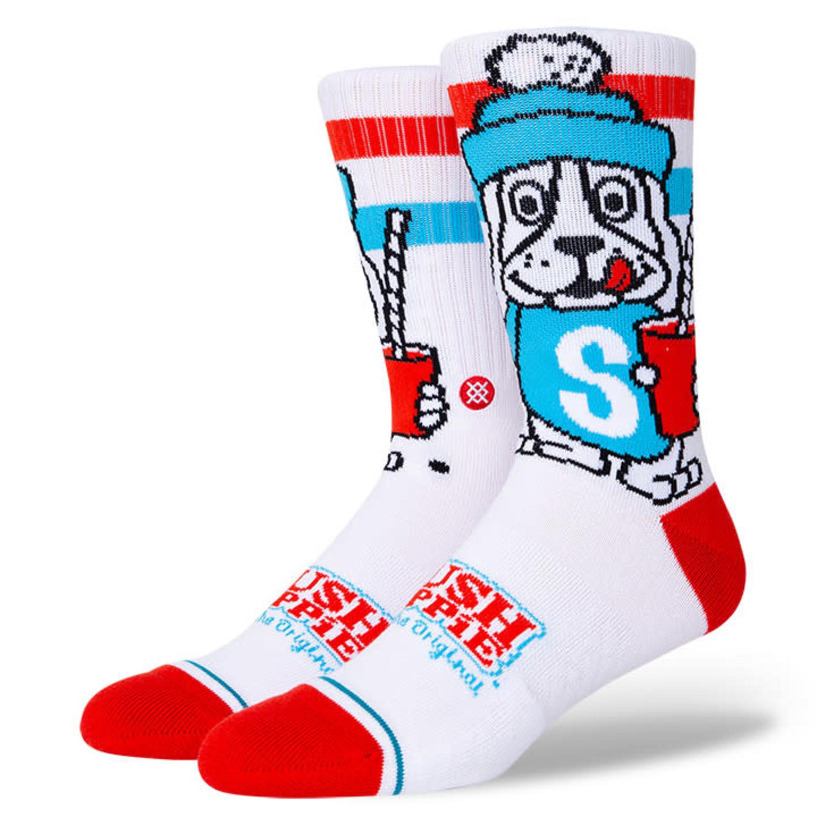 Stance Stance Mens Sock Slush Puppie L (9-13)