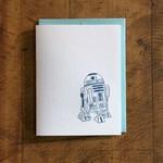 Green Bird Press Green Bird Press Star Wars R2-D2