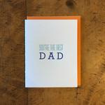Green Bird Press Green Bird Press You're the Best Dad
