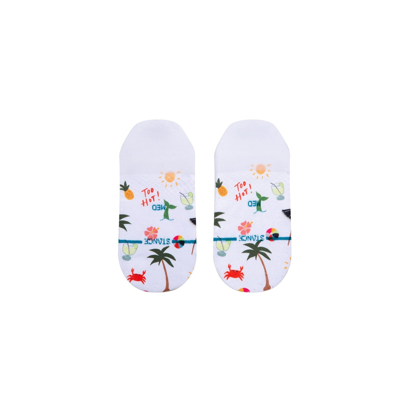 Stance Stance Womens Sock Too Hot M (8-10.5)