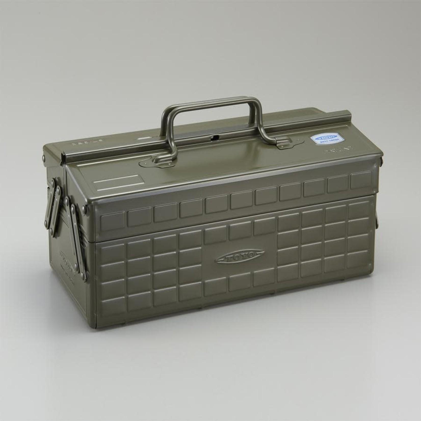Toyo Toyo Steel Toolbox ST350 Military Green