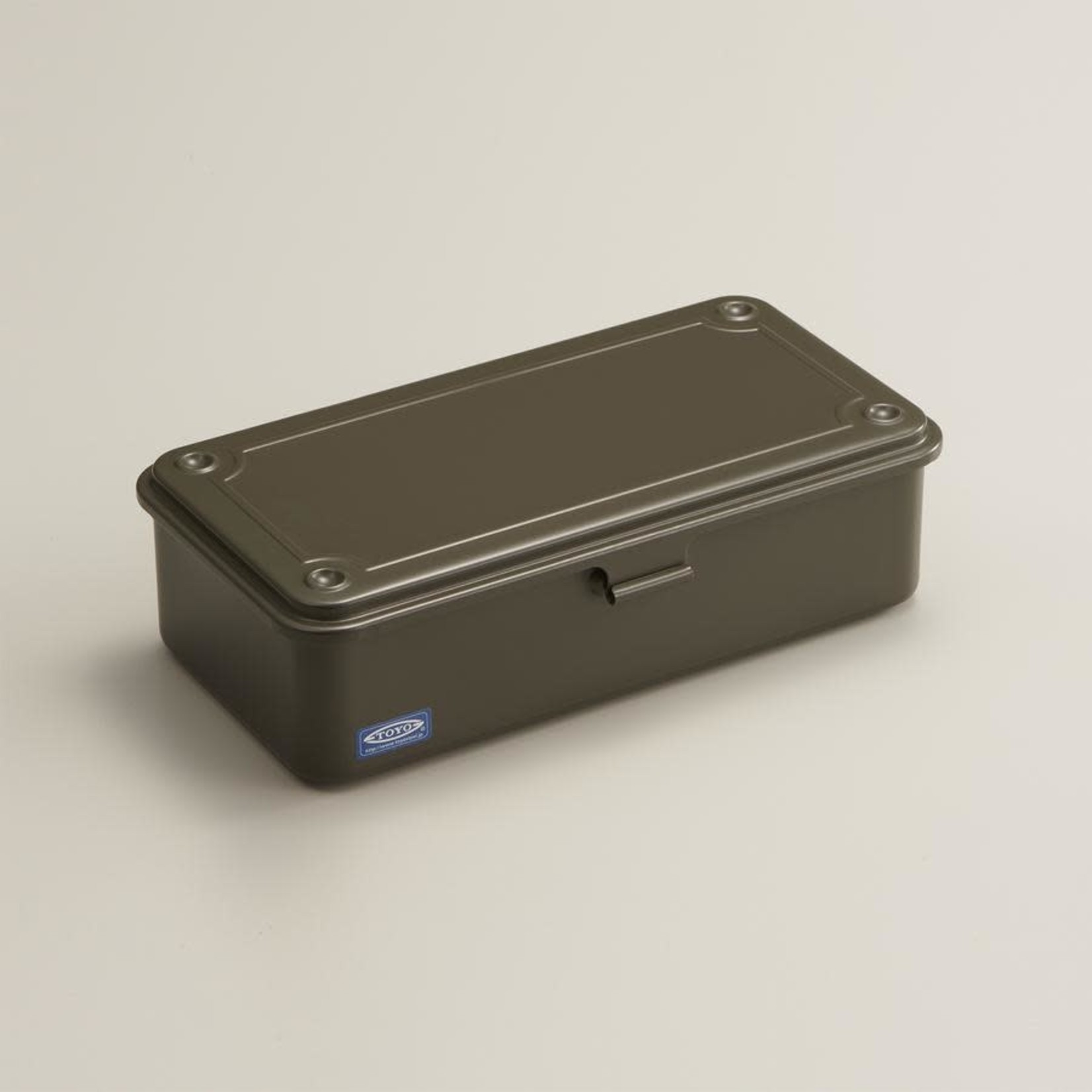 Toyo Toyo Steel Stackable Storage Box T-190 Military Green