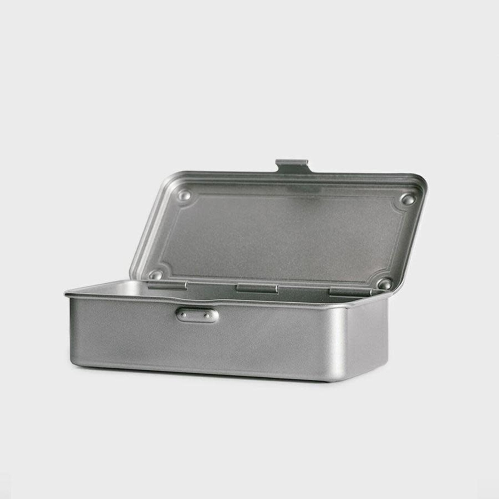 Toyo Toyo Steel Stackable Storage Box T-190 Silver