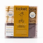 Ticket Chocolate Ticket Chocolate Artisan Smores Kits Service for Four Dulce  de Leche