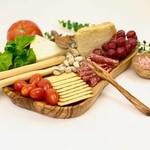"""Natural OliveWood Natural OliveWood Serving Platter: 16-17"""""""