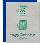 Ladyfingers Letterpress Ladyfingers #1 Dads