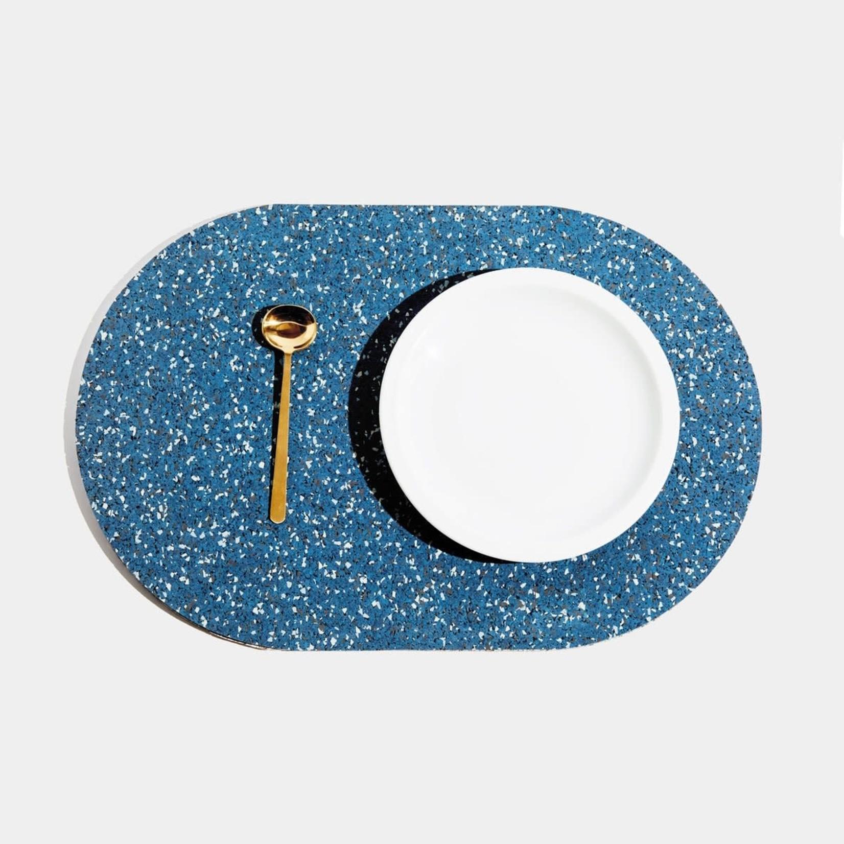 Slash Objects Slashed Objects Capsule Placemat Royal