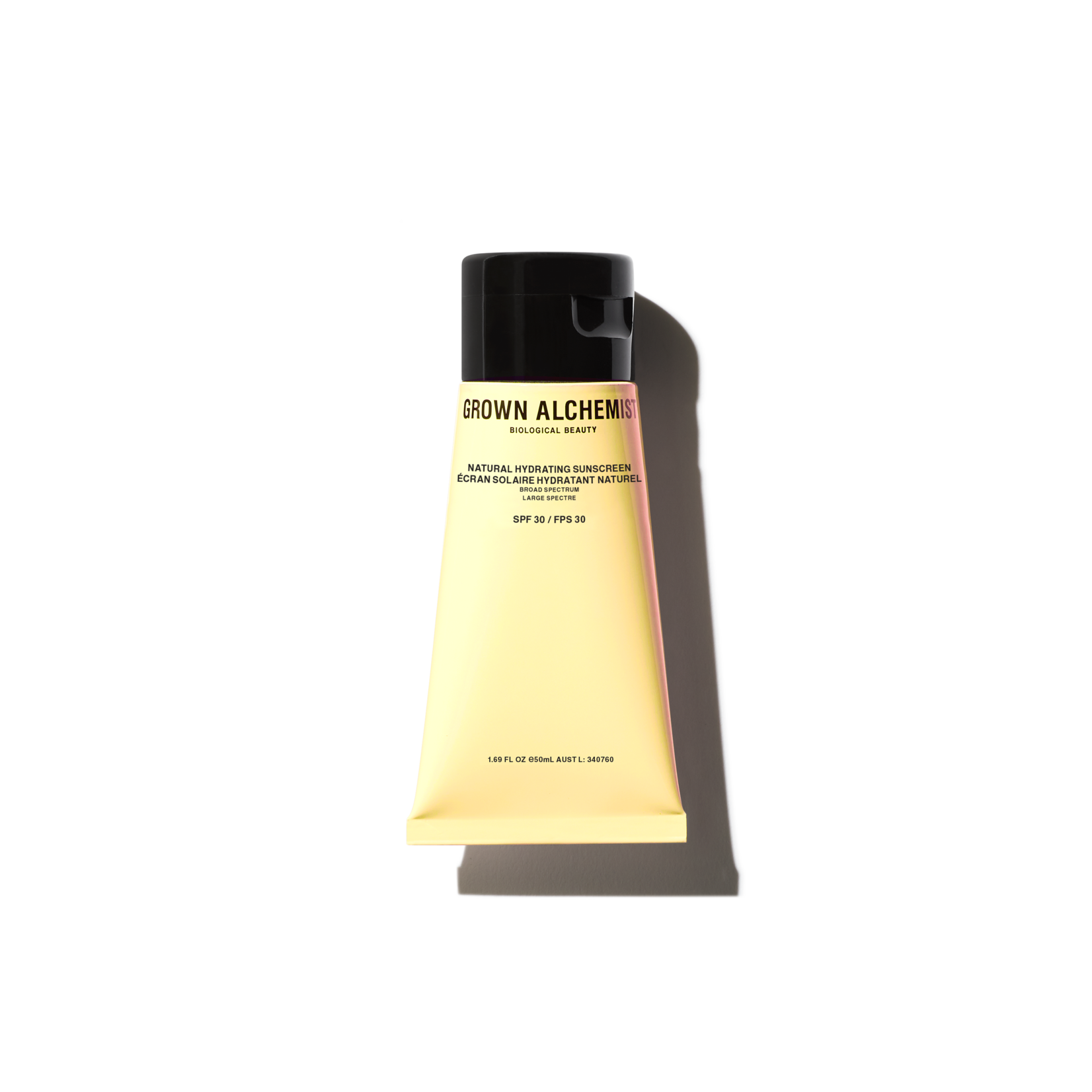 Grown Alchemist Grown Alchemist Natural Hydrating Sunscreen SPF-30 - 50mL