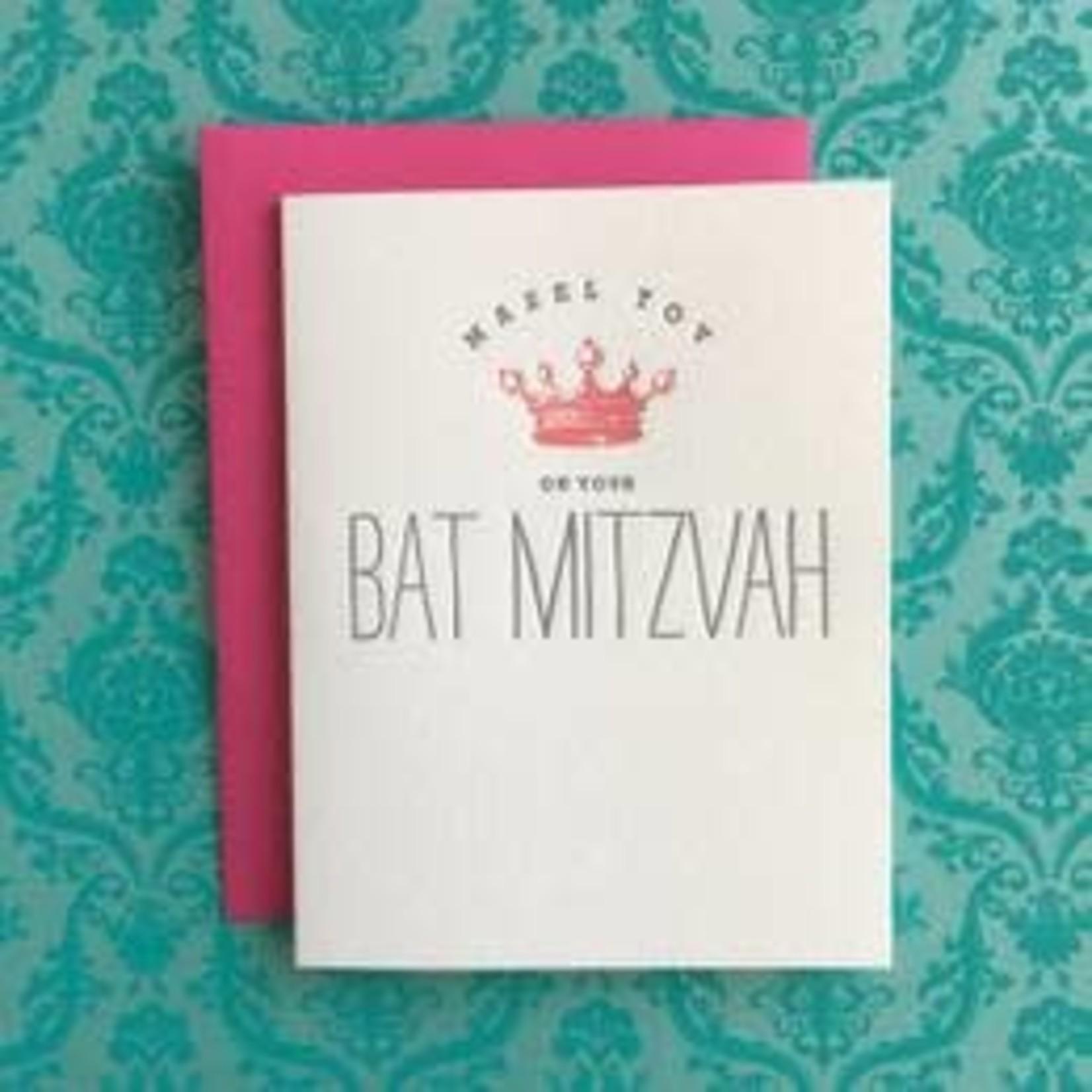 Lucky Bee Press Lucky Bee Pink Bat Mitzvah Crown