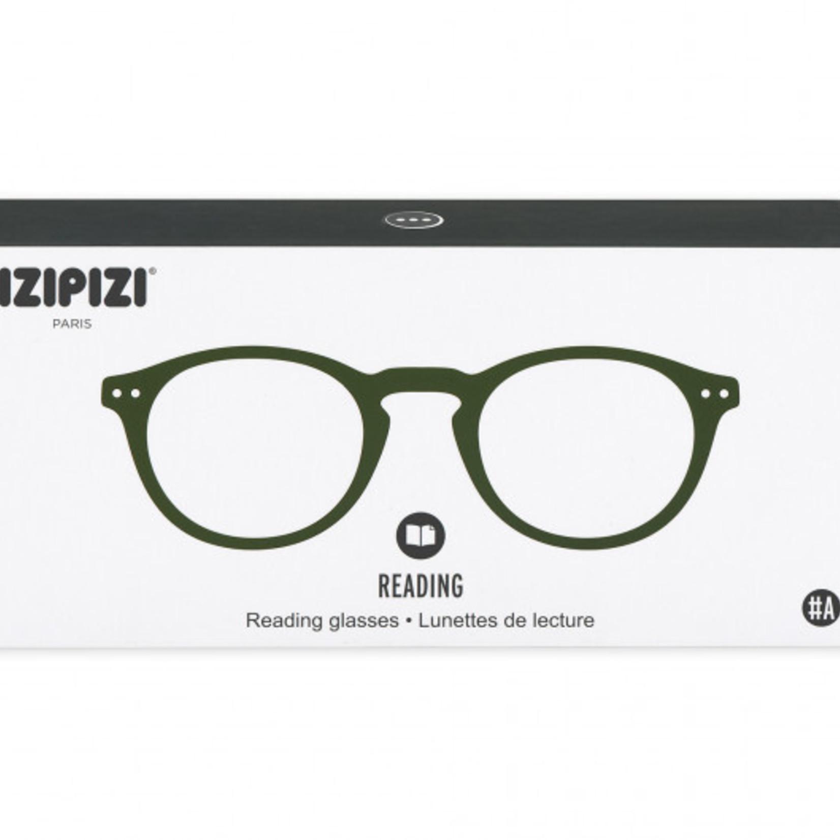 IZIPIZI IZIPIZI Reader A Discrete Khaki Green