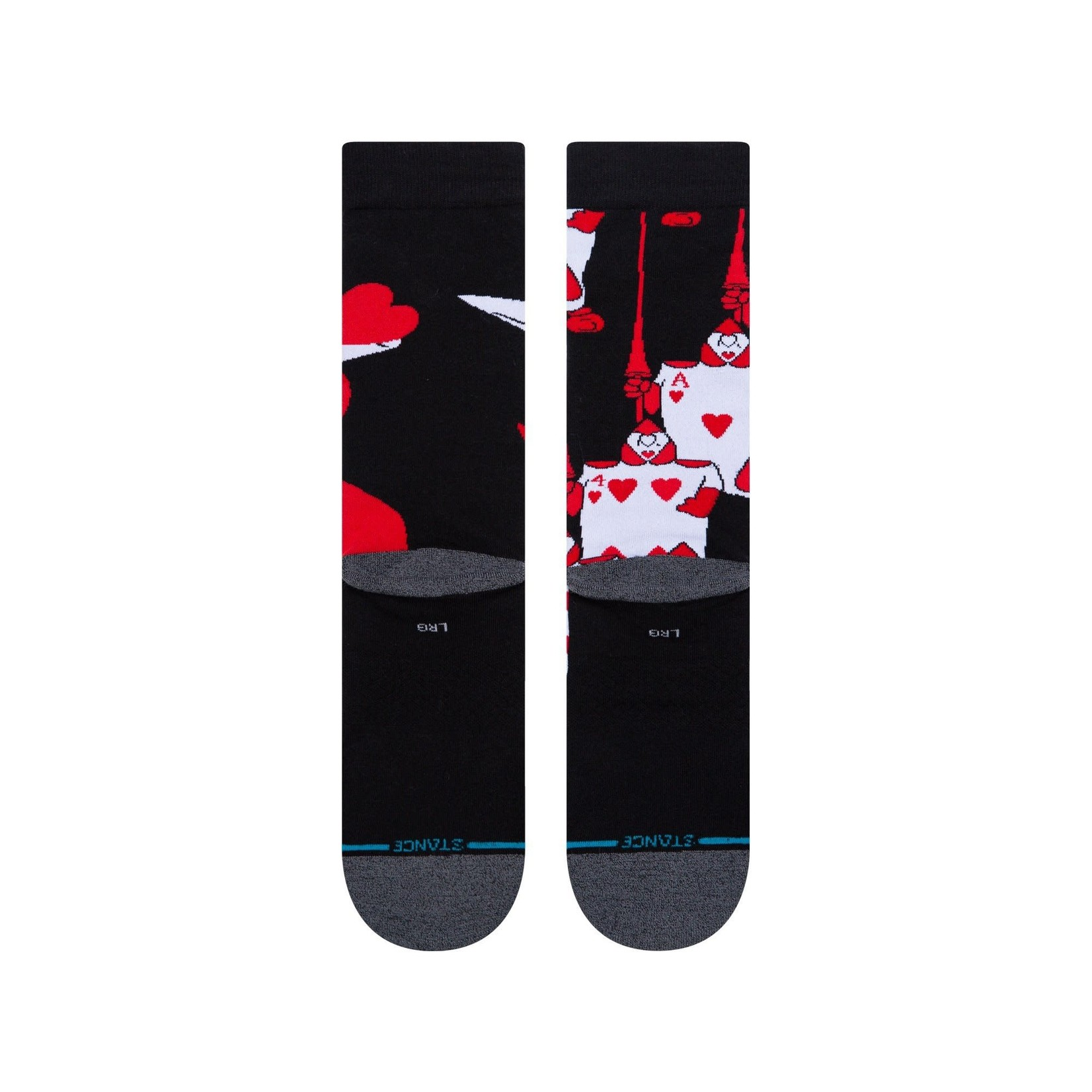 Stance Stance Mens Sock Off With Their Heads L (9-13)
