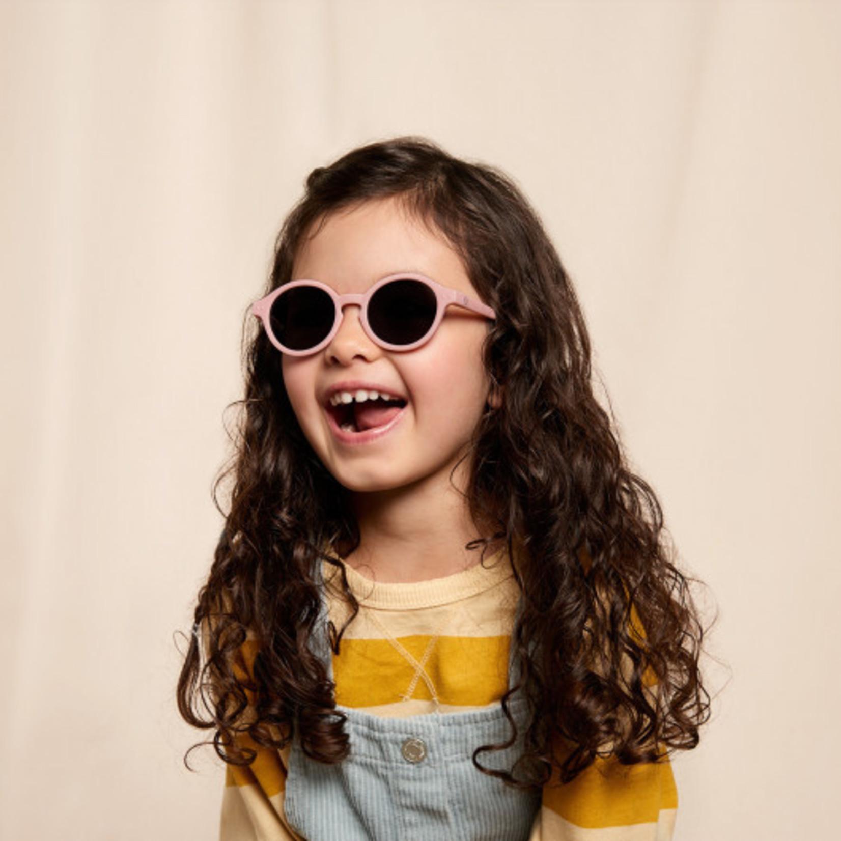 IZIPIZI Izipizi Kids Plus Sunglasses Pastel Pink - Polarized