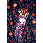 Compartes Chocolate Compartes California Berries Dark Chocolate Bar ( Strawberry Raspberry Blueberry)
