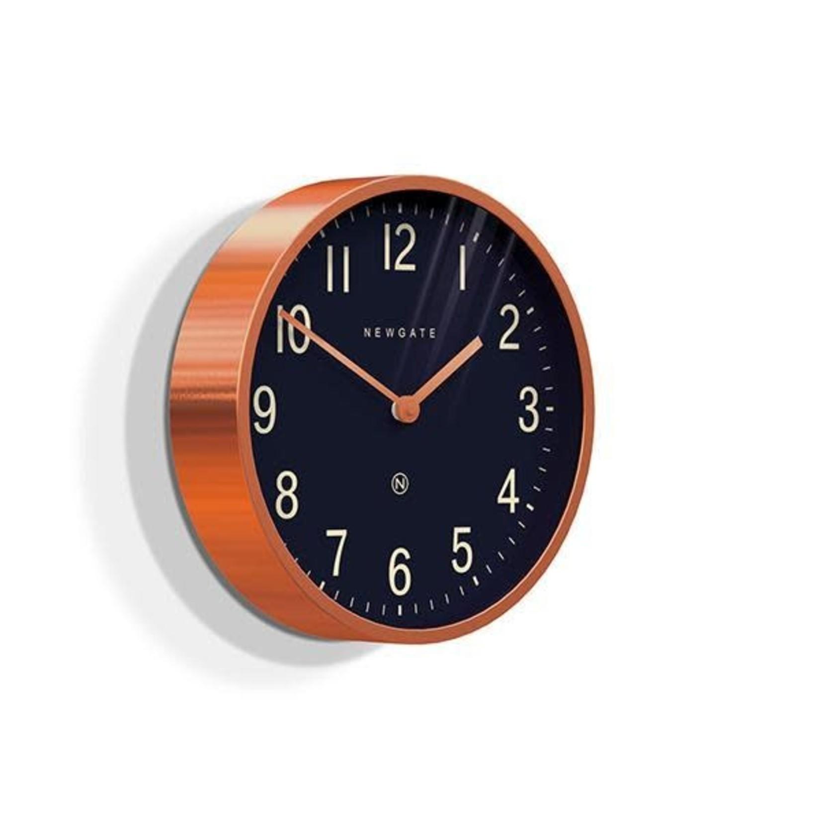 Newgate Newgate Master Edwards Clock  Copper