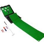 Yard Games Yard Games Putter Pong Putting Game with Putter and Golf Mat