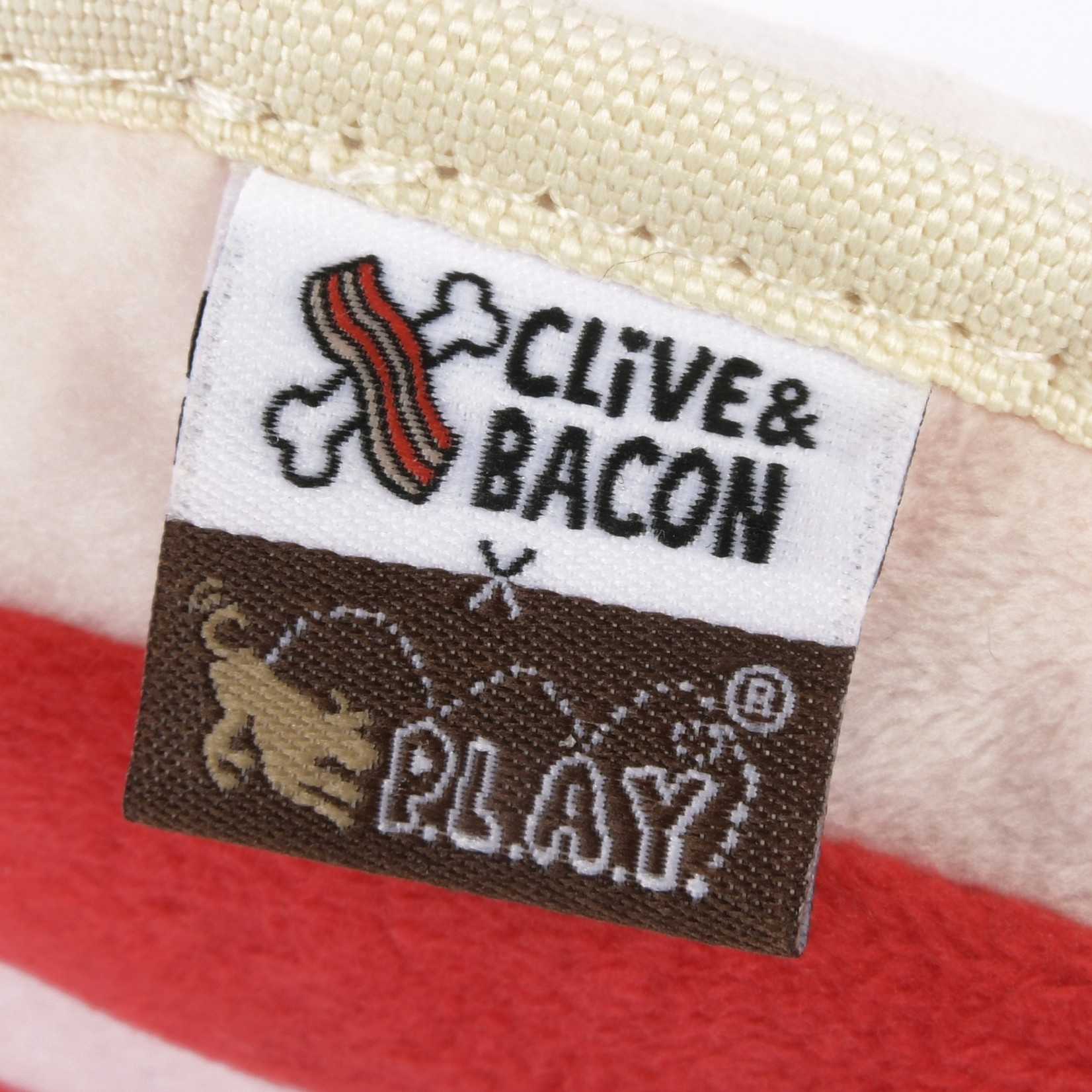 PLAY PLAY Clive & Bacon Toy