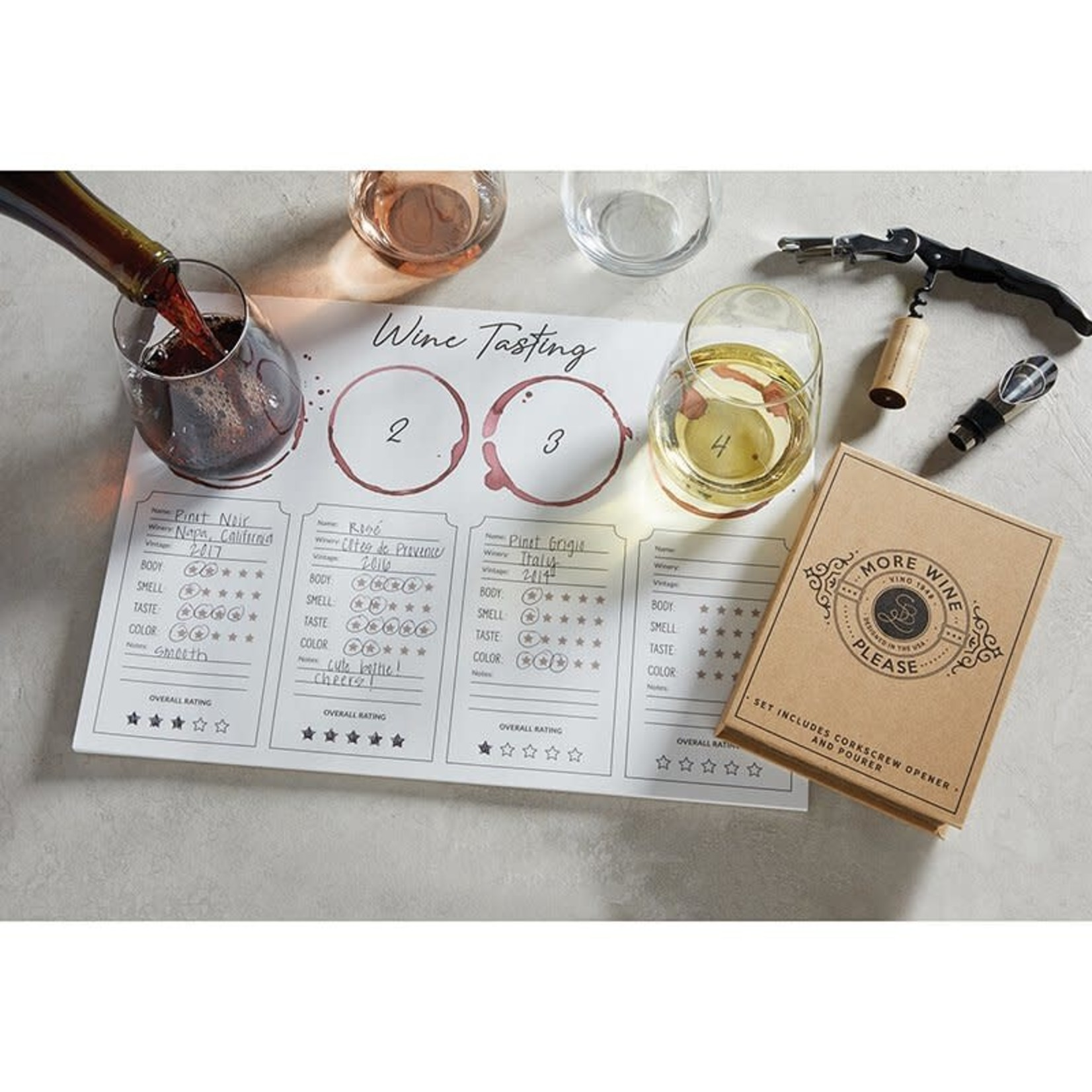 Santa Barbara Santa Barbara Book Set Wine Stopper