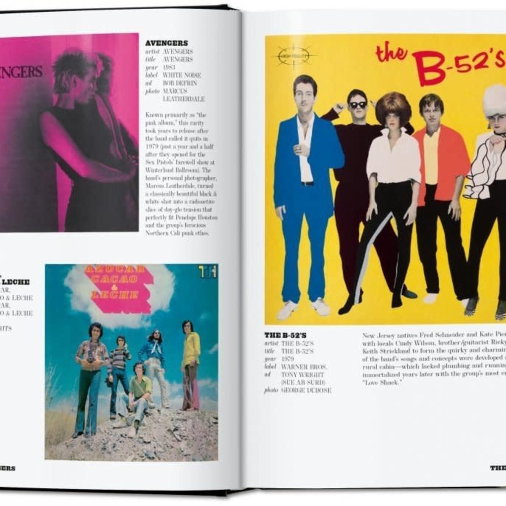Taschen Taschen Rock Covers. 40th Ed.