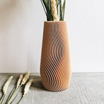 Minimum Design Minimum Design Wase Vase Natural