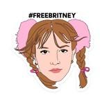 Sammy Gorin Sammy Gorin Sticker #FreeBritney