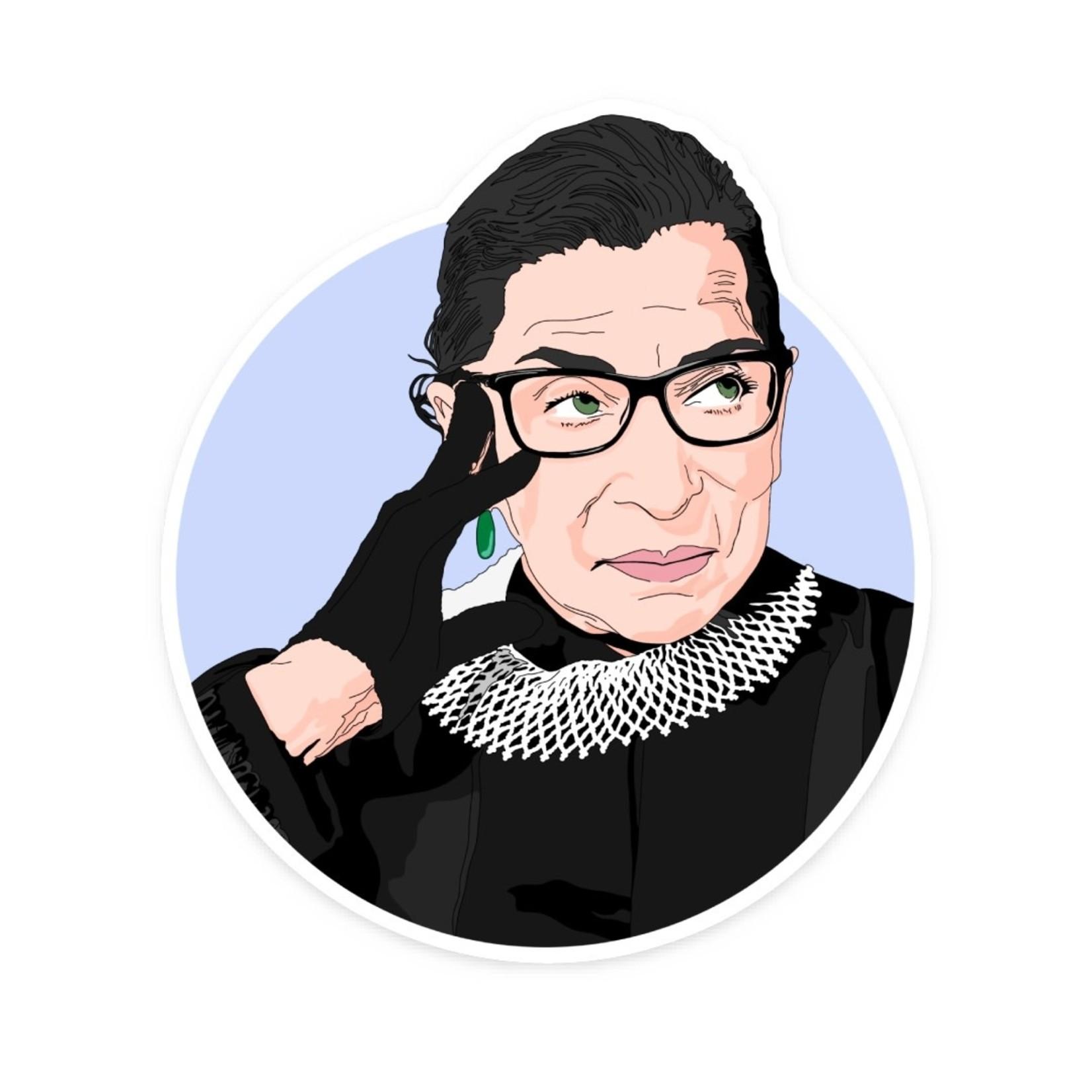 Sammy Gorin Sammy Gorin Sticker Ruth Bader Ginsburg