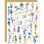 Hello! Lucky HELLO! LUCKY Roller Peeps