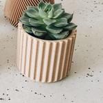 Minimum Design Minimum Design Mini Indoor Planters Stockholm Natural
