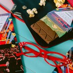Compartes Chocolate Compartes Chocolate Drive In Milk Chocolate Caramelized Popcorn Chocolate Bar