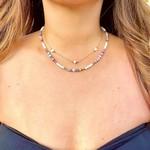 Olivia Le Olivia Le Rio Rainbow Pearl Necklace