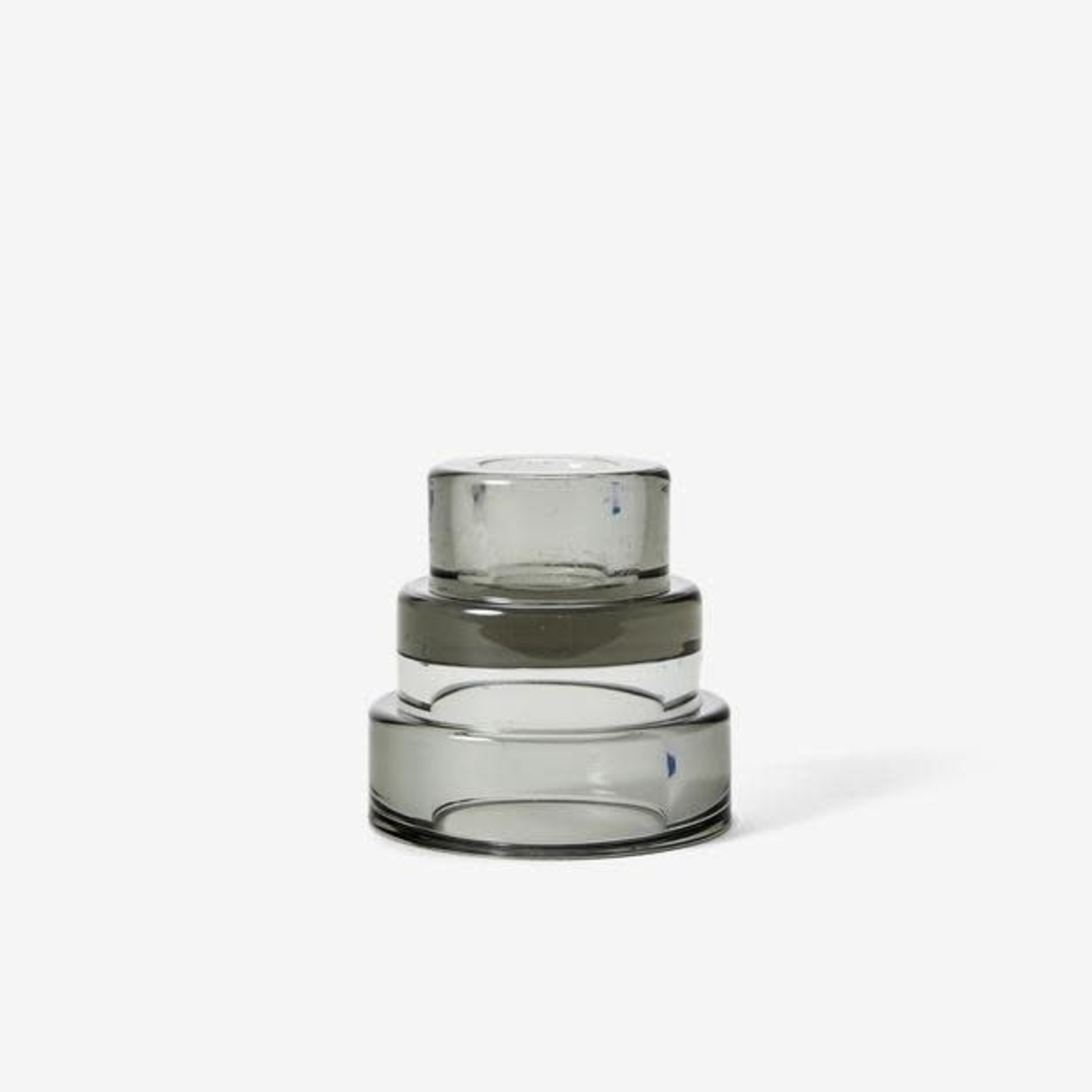 Areaware Areaware Terrace Candle Holder Gray