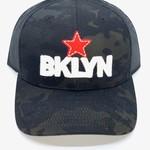 BKLYN Trucker Hat Print Camo