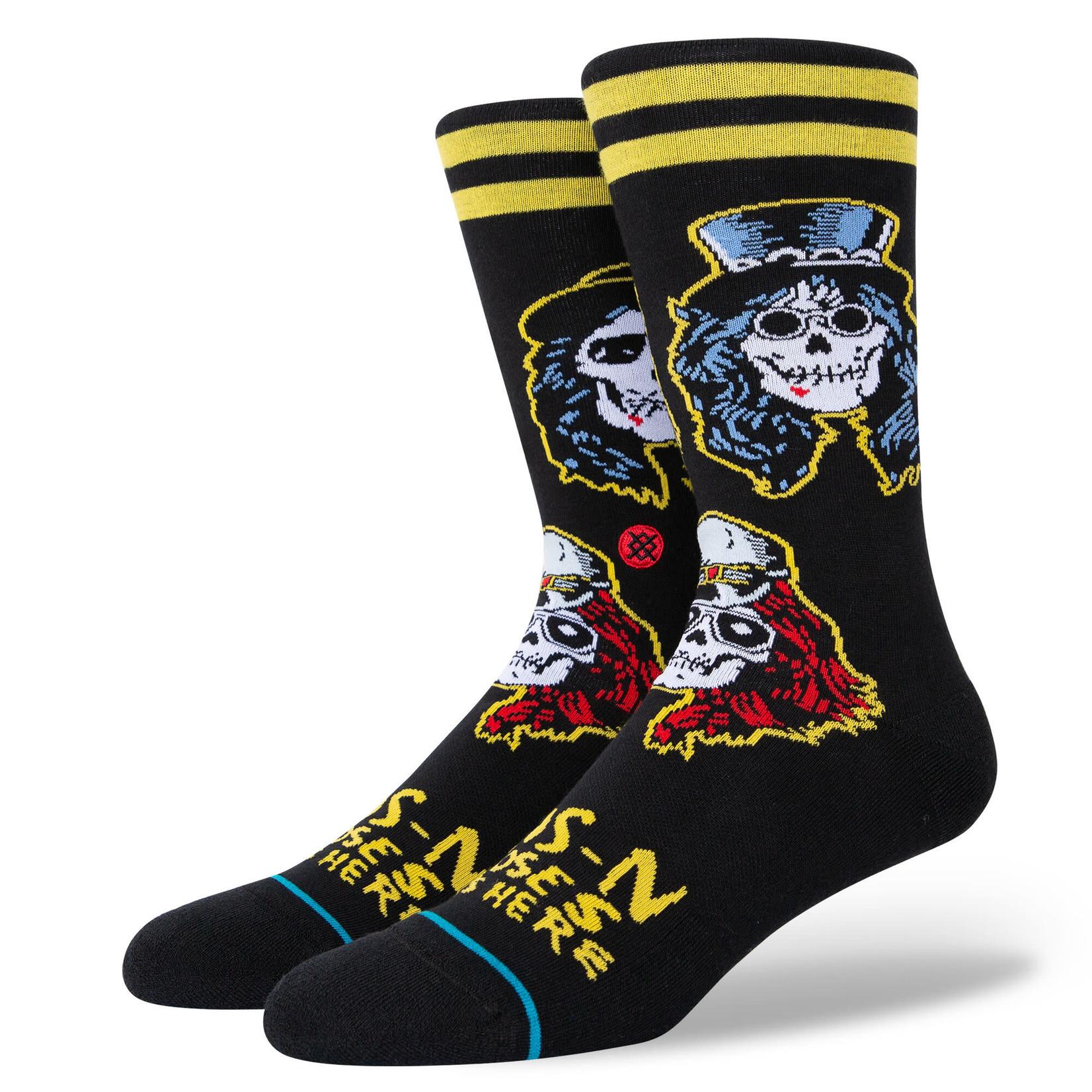 Stance Stance Mens Socks Guns N' Roses Appetite  L (9-13)