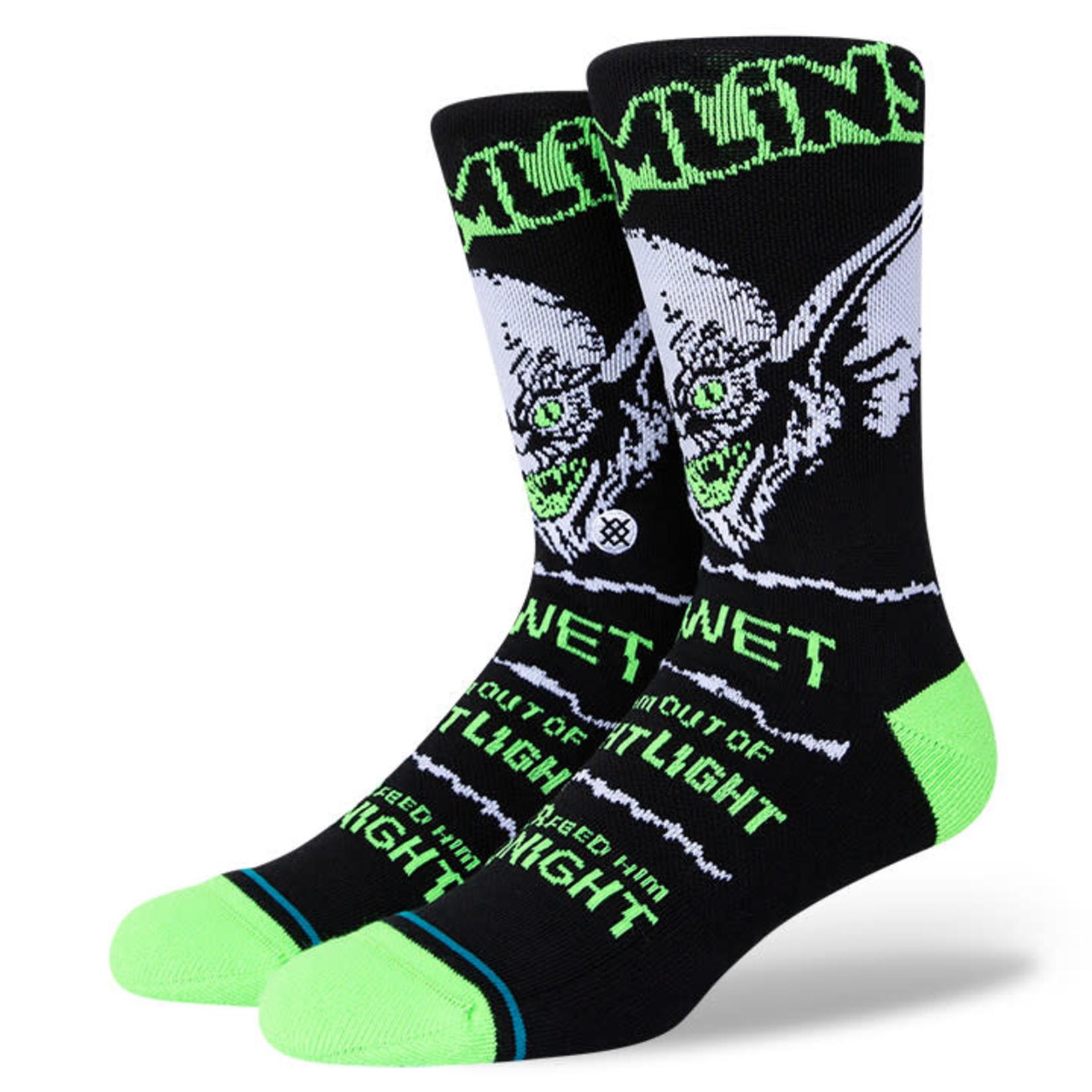 Stance Stance Mens Socks Gremlins Bright Light L (9-13)